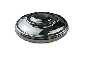 CHROME HUB CAP      V8 2.5